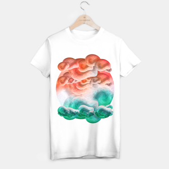 "Miniaturka ""Coral sand beach and tropical turquoise sea 02"" Camiseta Regular, Live Heroes"