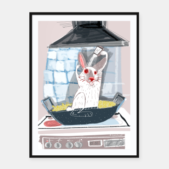 Thumbnail image of Rabbit Paella with Hare Frame, Live Heroes
