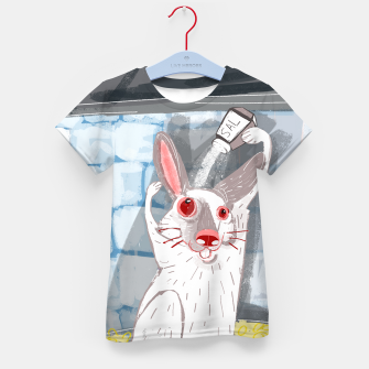 Thumbnail image of Rabbit Paella with Hare Tee, Live Heroes