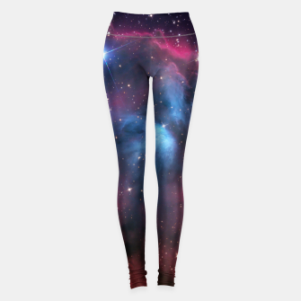 Miniaturka Space Galaxy Yoga Pants, Live Heroes