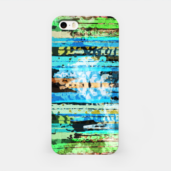 Thumbnail image of Egyptian hieroglyphs on textured background iPhone Case, Live Heroes