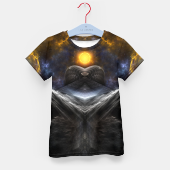 Thumbnail image of Star Of Equinon Kid's t-shirt, Live Heroes
