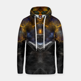 Thumbnail image of Equinon Mountain Cotton hoodie, Live Heroes