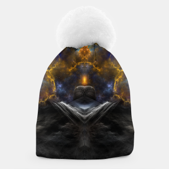 Thumbnail image of Equinon Mountain Beanie, Live Heroes