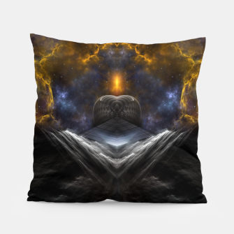 Thumbnail image of Equinon Mountain Pillow, Live Heroes