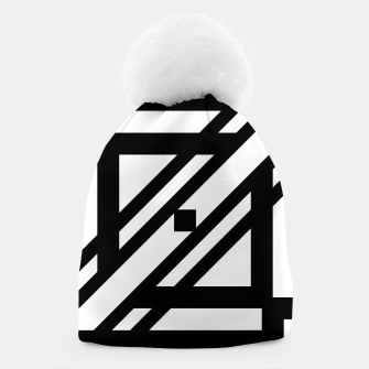 Thumbnail image of GeoMixPat Beanie, Live Heroes
