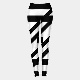 Thumbnail image of GeoMixPat Leggings, Live Heroes