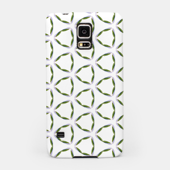 Thumbnail image of Olive Leaves Pattern Samsung Case, Live Heroes