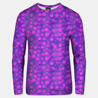 Thumbnail image of Candi Field, Purple & Pink Cotton sweater, Live Heroes