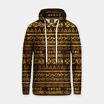 Thumbnail image of Tribal Aztec Ethnic  Pattern Cotton hoodie, Live Heroes