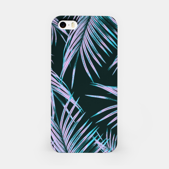 Thumbnail image of Tropical Palm Leaves Dream #1 #tropical #decor #art iPhone-Hülle, Live Heroes