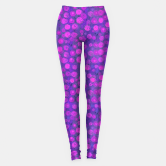 Thumbnail image of Candi Field, Purple & Pink Leggings, Live Heroes