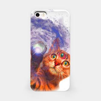 Miniatur Cat The Space iPhone Case, Live Heroes