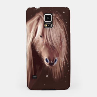 """Thumbnail image of """"PONY"""" Handyhülle für Samsung, Live Heroes"""