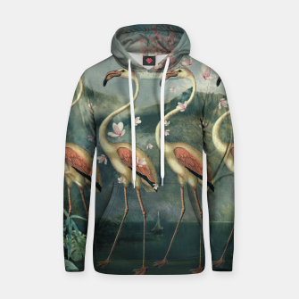 Thumbnail image of March of Triumph Cotton hoodie, Live Heroes