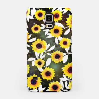 Thumbnail image of Sunflower galaxy Samsung Case, Live Heroes