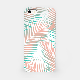 Thumbnail image of Palm Leaves - Cali Vibes #1 #tropical #decor #art iPhone-Hülle, Live Heroes