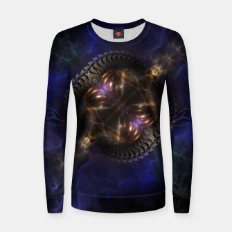 Thumbnail image of TransThorian V2 Woman cotton sweater, Live Heroes