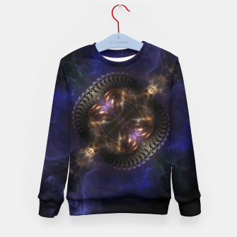 Thumbnail image of TransThorian V2 Kid's sweater, Live Heroes