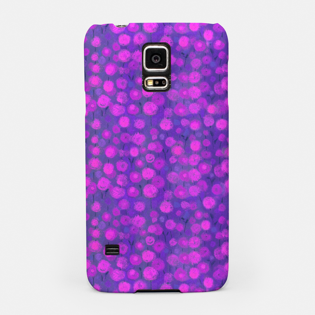 Image of Candi Field, Purple & Pink Samsung Case - Live Heroes