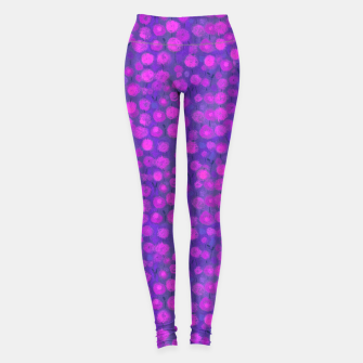 Candi Field, Purple & Pink Leggings thumbnail image