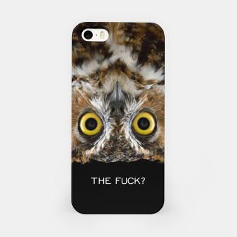 Thumbnail image of THE FUCK 2 iPhone Case, Live Heroes