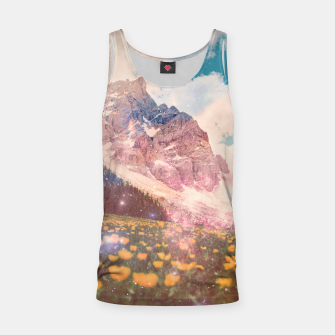 Miniatur Fields In Time Tank Top, Live Heroes