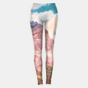 Thumbnail image of Fields In Time Leggings, Live Heroes