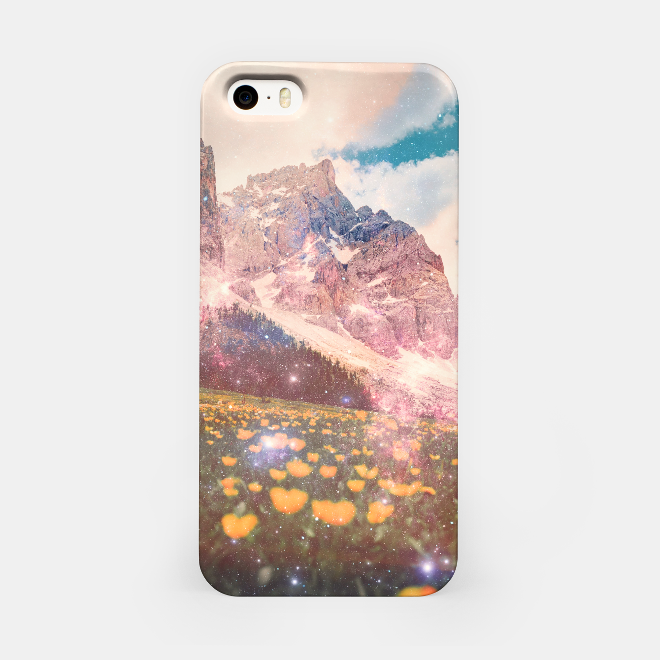 Image of Fields In Time iPhone Case - Live Heroes
