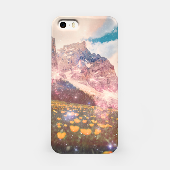 Thumbnail image of Fields In Time iPhone Case, Live Heroes