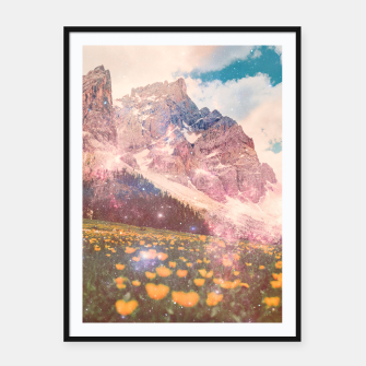 Thumbnail image of Fields In Time Framed poster, Live Heroes