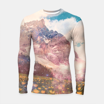 Fields In Time Longsleeve rashguard  thumbnail image
