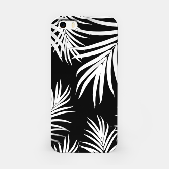 Thumbnail image of Palm Leaves Pattern Summer Vibes #4 #tropical #decor #art iPhone-Hülle, Live Heroes