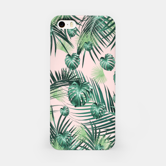 Thumbnail image of Tropical Jungle Leaves Garden #2 #tropical #decor #art  iPhone-Hülle, Live Heroes