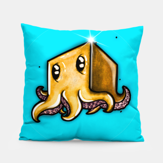 Thumbnail image of Cute octopus  Pillow, Live Heroes