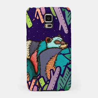 The lazy bear Samsung Case thumbnail image