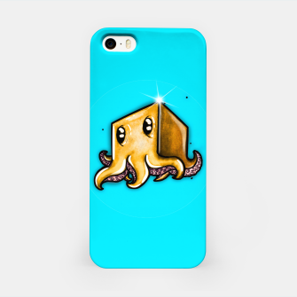 Thumbnail image of Cute little octopus  iPhone Case, Live Heroes