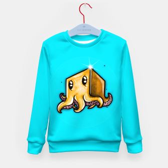 Thumbnail image of Cute little octopus  Kid's sweater, Live Heroes