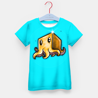 Thumbnail image of Cute little octopus  Kid's t-shirt, Live Heroes