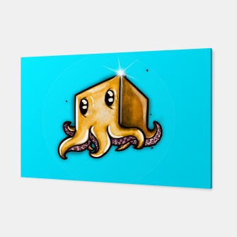 Thumbnail image of Cute little octopus  Canvas, Live Heroes