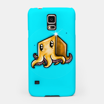 Thumbnail image of Cute little octopus  Samsung Case, Live Heroes