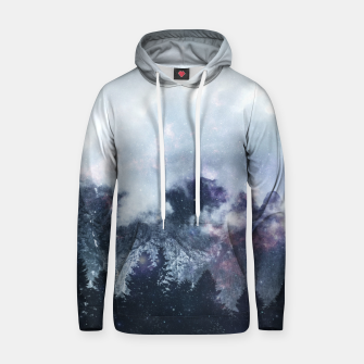 Thumbnail image of Worlds That Won't Listen Cotton hoodie, Live Heroes