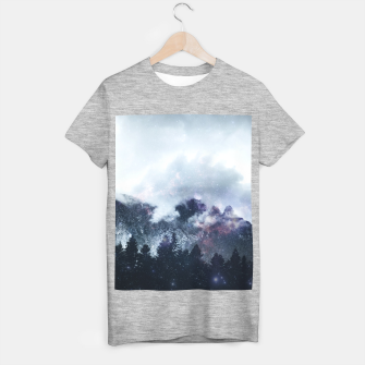 Thumbnail image of Worlds That Won't Listen T-shirt regular, Live Heroes