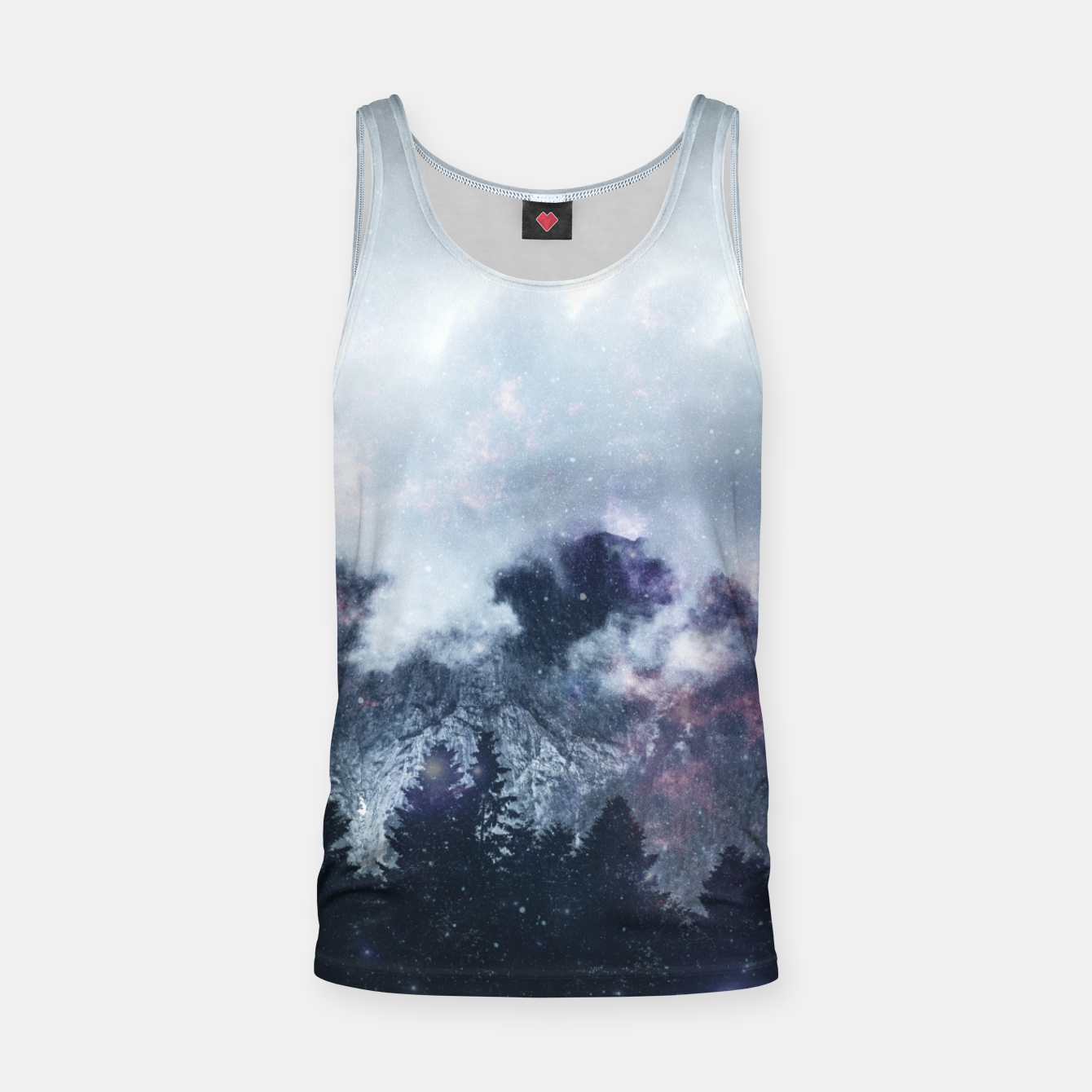 Image of Worlds That Won't Listen Tank Top - Live Heroes