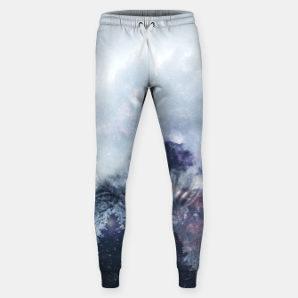 Worlds That Won't Listen Cotton sweatpants thumbnail image