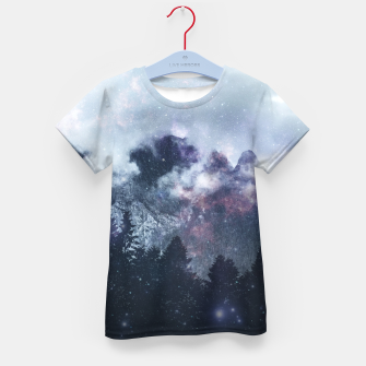 Worlds That Won't Listen Kid's t-shirt thumbnail image