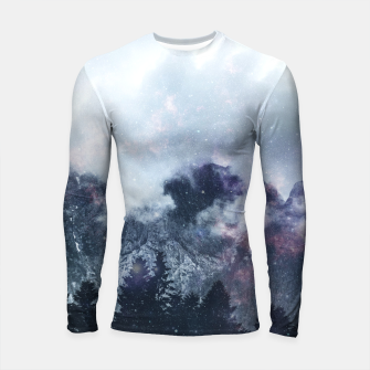 Worlds That Won't Listen Longsleeve rashguard  thumbnail image
