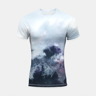 Worlds That Won't Listen Shortsleeve rashguard thumbnail image