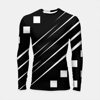 Thumbnail image of Slash Blocks Longsleeve rashguard , Live Heroes