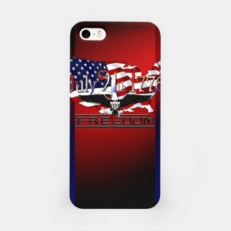 Thumbnail image of July 4th 1776 Freedom iPhone Case, Live Heroes